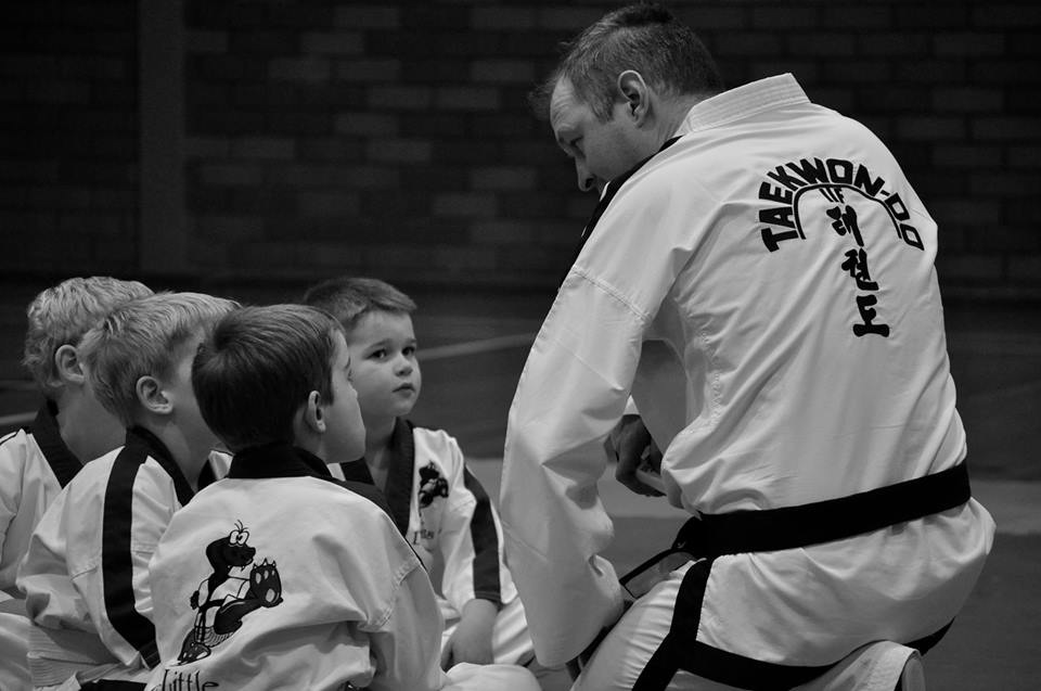 Activities for kids in Perth, Taekwon-Do