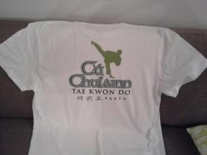 Cu Chulainn t-shirt and other equipment