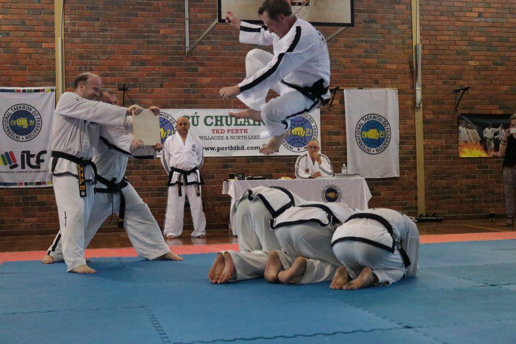 Taekwon-Do Grading Perth