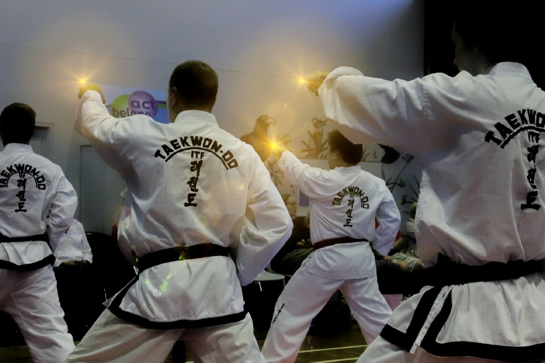 Taekwondo calendar dates